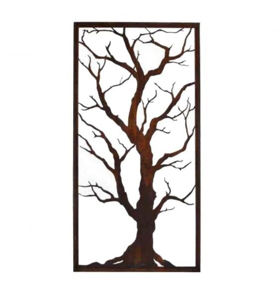 Sichtschutz Raum Abtrennung Baum