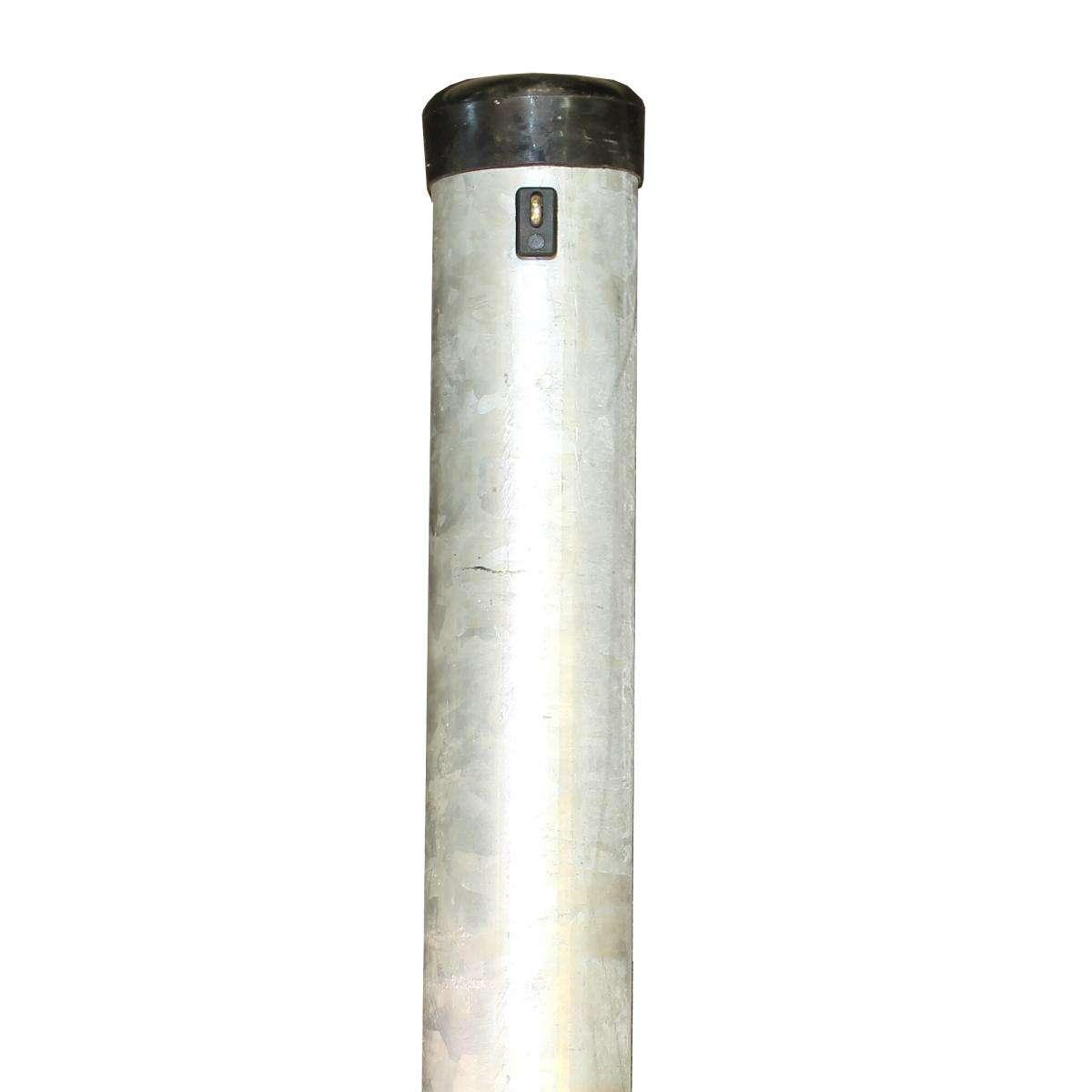 Zaunhöhe 3000 mm Pfosten verzinkt ˜ 76x3750 mm