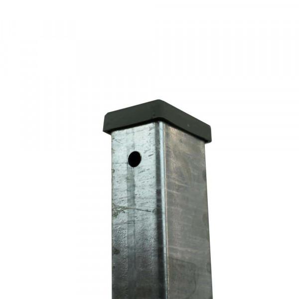 Flachstab Pfosten für Zaun mit Flachstahleisen