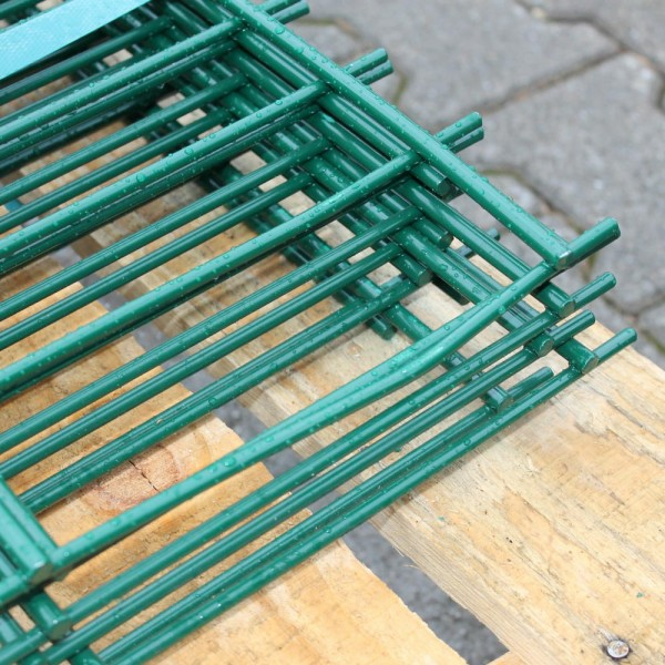 Zaunerhöhung Legi R-S RP-fit grün 630 mm - Set 15 m