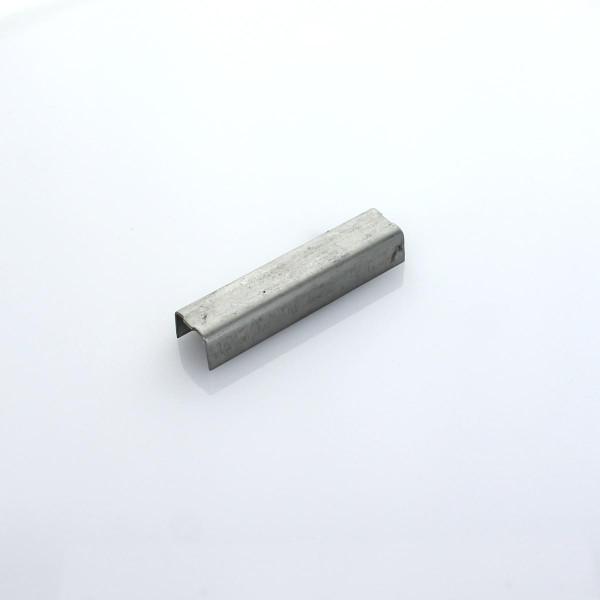 Mattenverbinder V2A Flachstab 80/100 mm