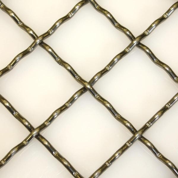Gitter für Vogelkäfig V2A zum selber bauen