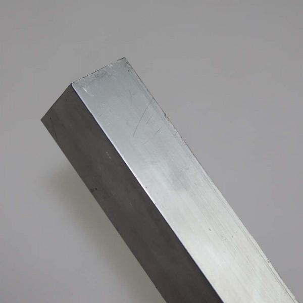 Aluminium Vierkantrohr 25 x 25 x 2,0 mm