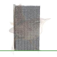 Edelstahlgabione 1800 x 1200 mm Anbauelement