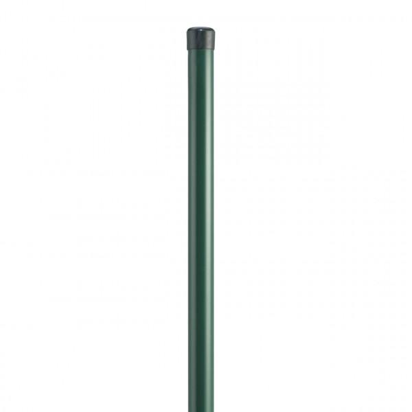 DINO Höhe 1250 mm, Pfosten Ø 34x1750 mm grün
