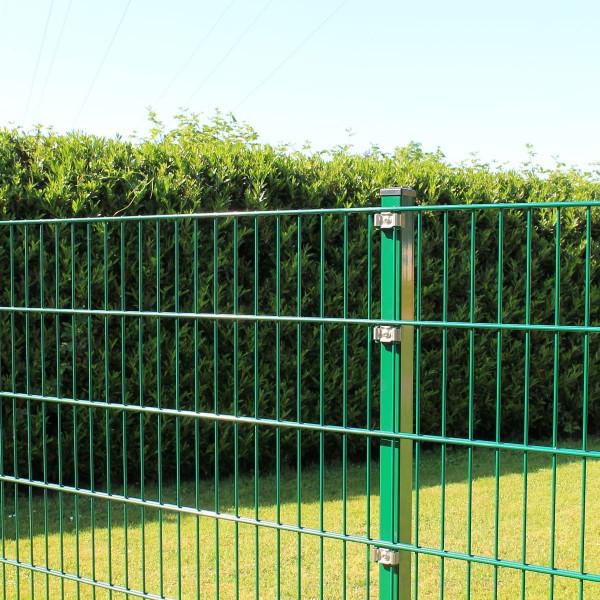 Gartenzaun MS zum selber aufbauen in der Höhe von 140 cm