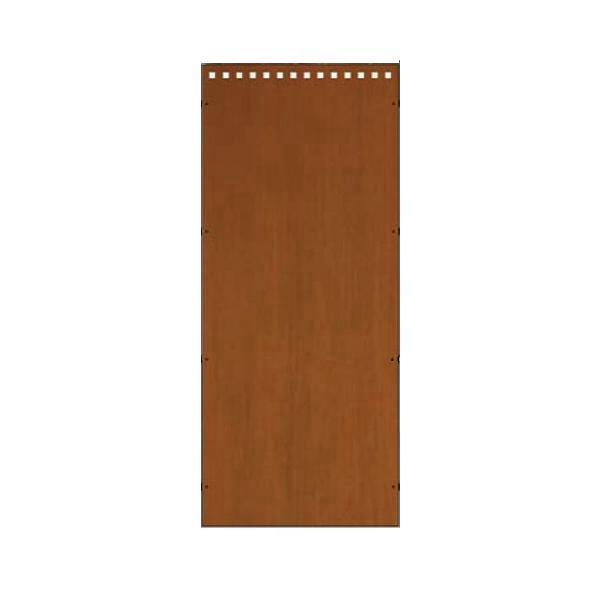 Sichtschutz quadro Corten Stahl 1750 Tafel