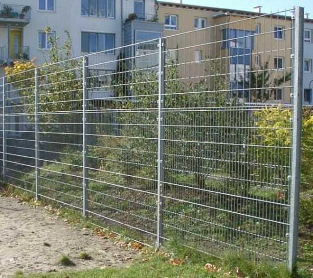 Legi - B - Ballfangzaun, Zaunanlagen, Sportplatz