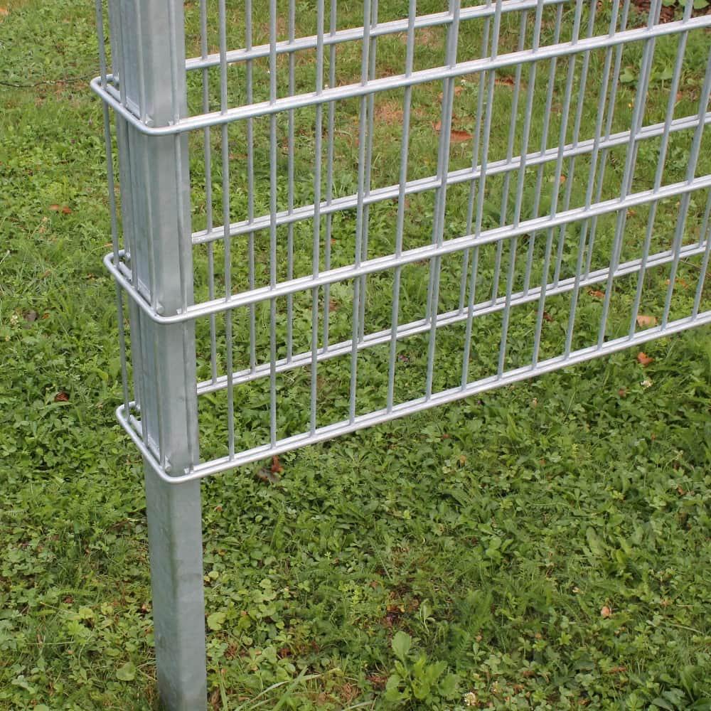 Gut gemocht Steinzaun Gitter Ranko® als Gartenzaun – Draht-Driller ✓ OV85