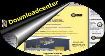 Klicken Sie auf den Link oder das Bild um das Downloadcenter der Drahtwaren-Driller GmbH zu betreten - Sie werden dort die Gelegenheit haben zahlreiche Infos zu Gabionen, Gitterzäunen, Maschendrahtzaun, Zaunzubehör, Gartentore, Volierendraht, Rankanlagen als PDF-Datei Downzuloaden...